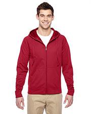 Jerzees PF93MR Adult 6 Oz. Sport Tech Fleece Full-Zip Hood at GotApparel