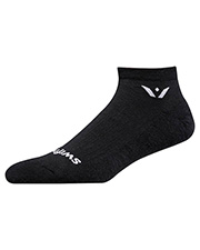 Swiftwick PURSUITZERO Men 1 Pair Pack No Show at GotApparel