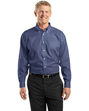Red House TLRH24 Adult Tall Non-Iron Pinpoint Oxford at GotApparel