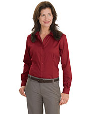 Red House RH47 Women Nailhead Non-Iron Button-Down Shirt at GotApparel