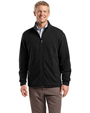 Red House RH54 Adult Sweater Fleece Full-Zip Jacket at GotApparel