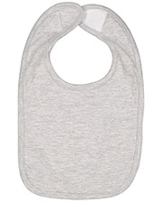 Rabbit Skins RS1005 Infant 5.5 oz Premium Jersey Bib at GotApparel