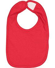 Rabbit Skins RS1005 Infant 5.5 oz Premium Jersey Bib at GotApparel