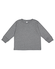 Rabbit Skins RS3302 Toddler 4.5 oz Long-Sleeve Fine Jersey T-Shirt at GotApparel