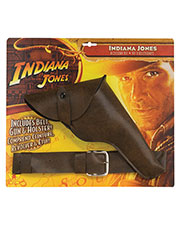 Halloween Costumes RU8191 Unisex Indi Jones Gun With Belt And Holster at GotApparel