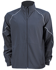 Soffe S1026YP Boys Youth Game Time Warm Up Jacket at GotApparel