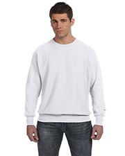Custom Embroidered Champion S1049 Men Reverse Weave 12 Oz. Crew at GotApparel