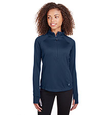 Custom Embroidered Spyder S16798 Women Freestyle Half-Zip Pullover at GotApparel