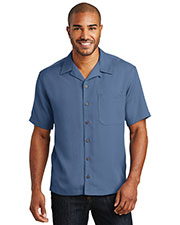 Port Authority S535 Men Easy Care Camp Shirt at GotApparel
