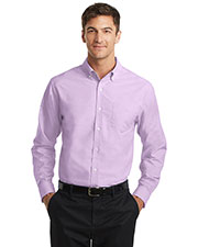 Port Authority S658 Men Superpro   Oxford Shirt at GotApparel