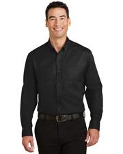 Port Authority S663 Men   Superpro   Twill Shirt. at GotApparel