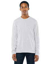 Custom Embroidered American Apparel SA2426W Unisex Power Washed Long-Sleeve T-Shirt at GotApparel