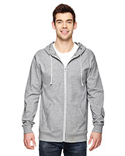Fruit Of The Loom SF60R Adult 6 Oz. 100% Sofspun Cotton Jersey Full-Zip at GotApparel