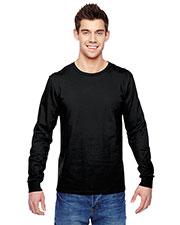 Fruit Of The Loom SFLR Men 4.7 Oz. 100% Sofspun Cotton Jersey Long-Sleeve T-Shirt at GotApparel