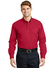 Cornerstone SP17 Men Long-Sleeve Superpro  Twill Shirt at GotApparel