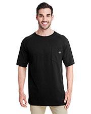 Dickies SS600T Men Tall 5.5 oz Temp-IQ Performance T-Shirt at GotApparel