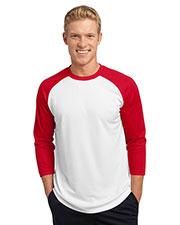 Sport-Tek® ST205 Men PosiCharge®  Baseball Jersey at GotApparel