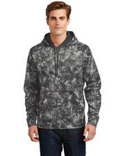 Sport-Tek® ST230 Men   Sport-Wick  Mineral Freeze Fleece Hooded Pullover at GotApparel