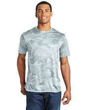 Sport-Tek® ST370 Men Camohex Tee at GotApparel