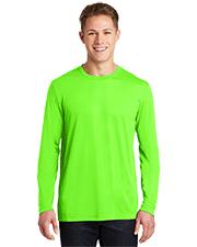 Sport-Tek® ST450LS Men ST450LS Men Long Sleeve PosiCharge®   at GotApparel