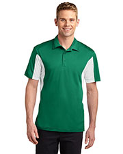 Sport-Tek® ST655 Men Side Blocked Micro Pique Sportwick Polo at GotApparel