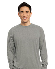 Sport-Tek® ST700LS Men Long-Sleeve Ultimate Performance Crew at GotApparel