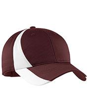 Sport-Tek® STC11 Men Dry Zone Nylon Colorblock Cap at GotApparel