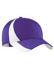 Sport-Tek® STC11 Men Dry Zone Nylon Colorblock Cap at GotApparel