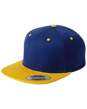 Sport-Tek® STC19 Men Flat Bill Snapback Cap at GotApparel