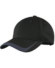Sport-Tek® STC24 Unisex Pique Colorblock Cap at GotApparel