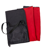 Pro Towels STD5160 Stadium Cushion And Kanata Blanket at GotApparel