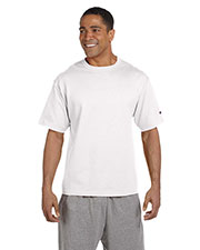Custom Embroidered Champion T2102 Men Heritage 7 Oz. Jersey T-Shirt at GotApparel