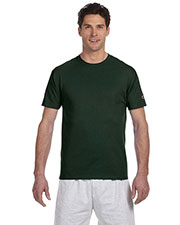 Custom Embroidered Champion T525C Men 6.1 Oz. Short-Sleeve T-Shirt at GotApparel
