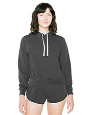 Custom Embroidered American Apparel TF304W Women French Terry Garment-Dyed Short at GotApparel