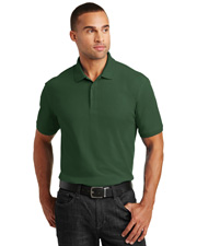 Port Authority TLK100 Men   Tall Core Classic Pique Polo at GotApparel