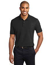 Port Authority TLK510 Men Tall Stain-Resistant Polo at GotApparel