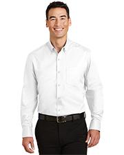 Port Authority TS663 Men SuperPro™ Twill Shirt      at GotApparel