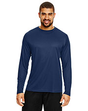 Team 365 TT11L Men Zone Performance Long-Sleeve T-Shirt at GotApparel