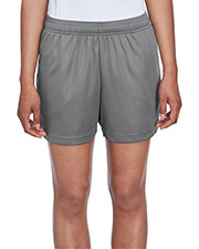 Team 365 TT11SHW Women 3.8 oz Zone Performance Short  at GotApparel