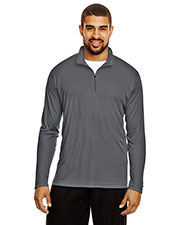 Team 365 TT31 Men Zone Performance Quarter-Zip at GotApparel
