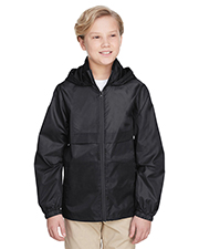 Team 365 TT73Y Youth 1.7 oz Zone Protect Lightweight Jacket at GotApparel