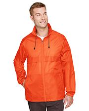 Team 365 TT73 Adult 1.7 oz Zone Protect Lightweight Jacket at GotApparel