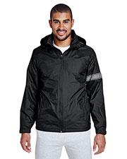 Team 365 TT78 Men Boost All Season Jacket with Fleece Lining at GotApparel
