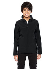 Team 365 TT80Y Boys Leader Soft Shell Jacket at GotApparel