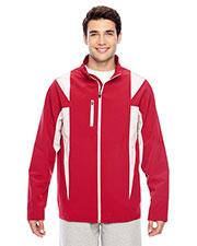 Team 365 TT82 Men Icon Colorblock Soft Shell Jacket at GotApparel