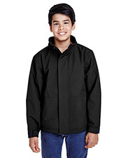 Team 365 TT88Y Boys Youth Guardian Insulated Soft Shell Jacket at GotApparel
