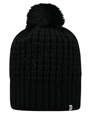 Top Of The World TW5005 Adult Slouch Bunny Knit Cap at GotApparel