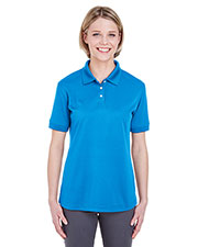 Ultraclub 8315l Women Platinum Performance Pique Polo With Tempcontrol Technology at GotApparel