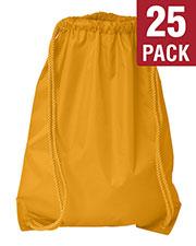Liberty Bags 8881 Unisex Boston Drawstring Backpack 25-Pack at GotApparel