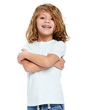 US Blanks US2001K Toddler Organic Cotton Crewneck T-Shirt at GotApparel
